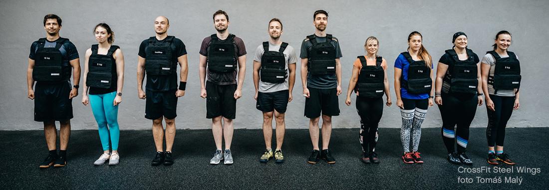 Tactical vest weight